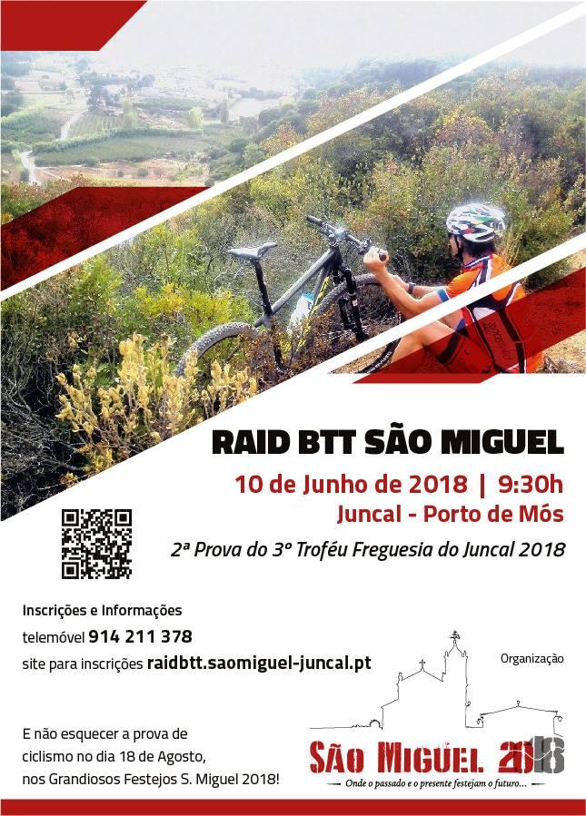 Raid BTT São Miguel – Porto de Mós