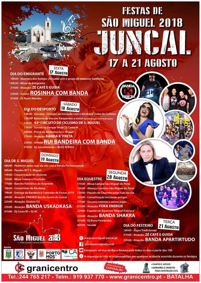 Festas de São Miguel Juncal