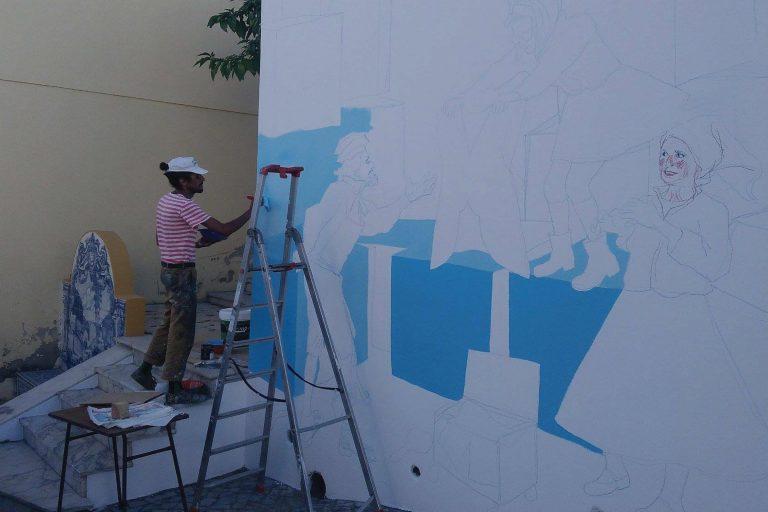 Pintura do Muro
